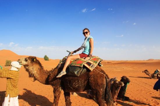 Desert Dream 4x4 Tours: Camel ride