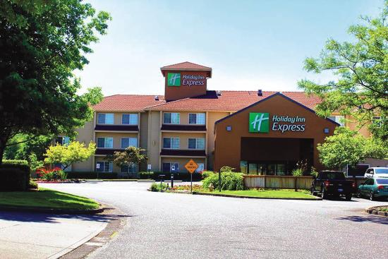 Comfort Inn And Suites Troutdale