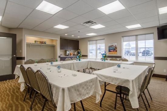 Estevan, Канада: Meeting room