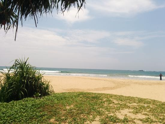 Bentota, Sri Lanka: beautiful beach