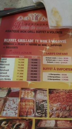 Restaurants Chinois  Ef Bf Bd Marmande