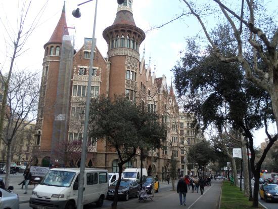 Casa de les punxes 2 picture of casa de les punxes barcelona tripadvisor - Casa de las punxes ...