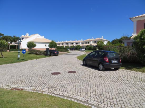 Vila Bicuda Resort: Externa