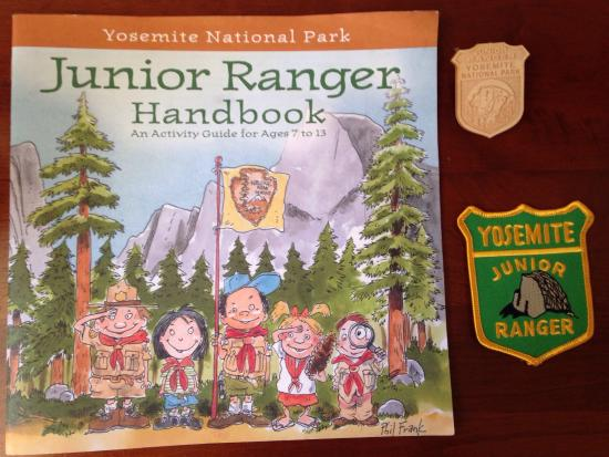 Valley Visitor Center: If you have kids, make sure to buy the Junior Ranger handbook and do the activities.