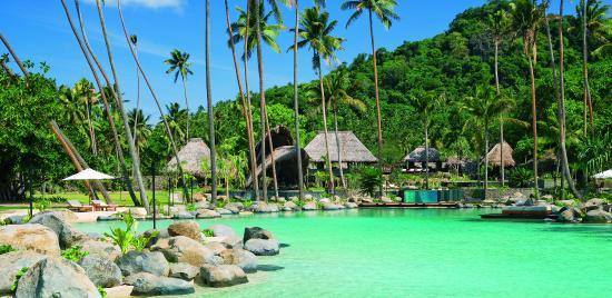 Laucala Island Resort : Pool