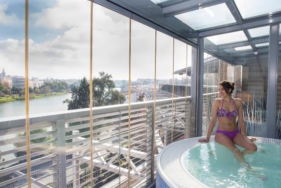 Spa fotograf a de ribera de triana hotel sevilla - Mejor spa sevilla ...