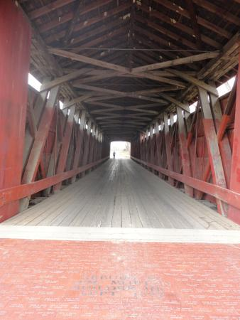 Parker Covered Bridge  Upper Sandusky, OH