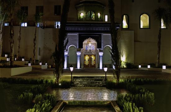 Palais Faraj Suites & Spa: Palais Faraj Entree