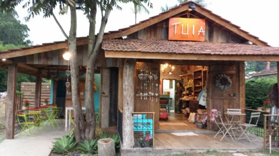 Tuia - Gastronomy and Art
