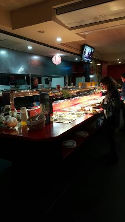 Restaurante restaurante wok gu en sant boi de llobregat for Cocina wok segunda mano