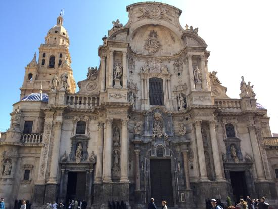 Catedral de Santa María !!! - Picture of Cathedral de Santa Maria, Murcia - T...