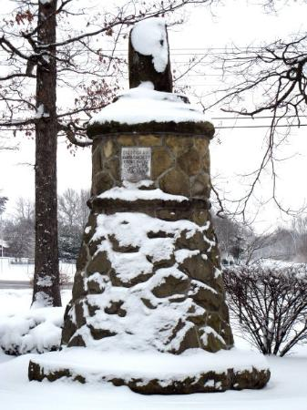 Hilham, TN: StandingStone in Winter