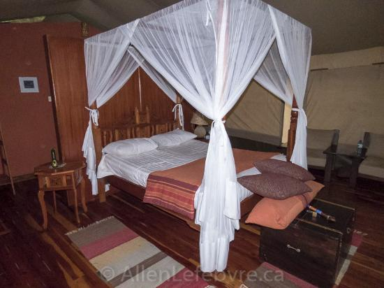 Mara Leisure Camp: Interior