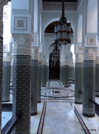 D coration somptueuse de jacques garcia la mamounia marrakech picture of la mamounia - Decoration jacques garcia ...
