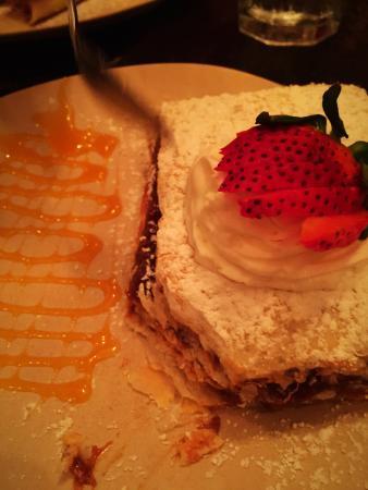 La Spezie resto-pub: desserts to die for