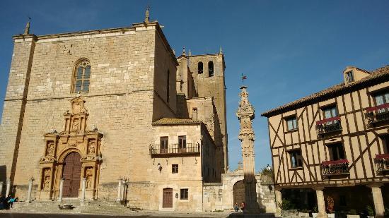 Penaranda de Duero, Spanyol: IMG_20160324_171107287_large.jpg