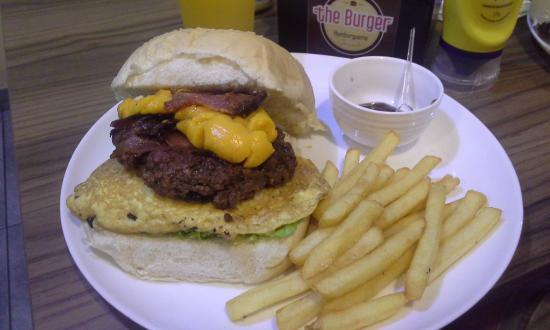 The Burger Hamburgueria Gourmet