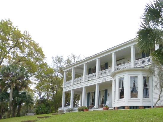 Orman House Historic State Park: Front