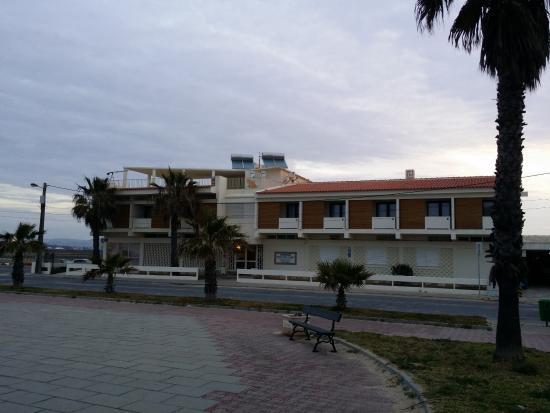 هوتل آيرومار