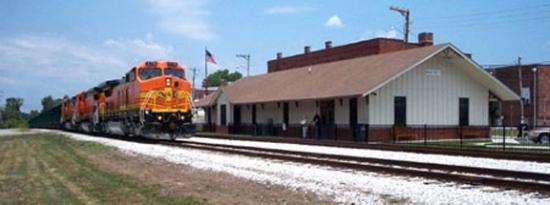 Монтерей, Теннесси: Monterey Depot Museum