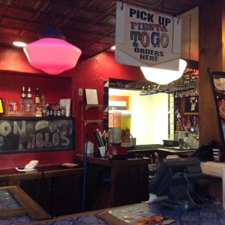 Don Pablo's Mexican Kitchen : Bar/Take Out