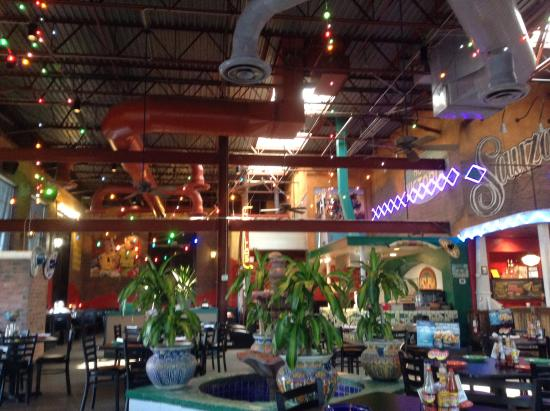 Don Pablo's Mexican Kitchen : Dining Room