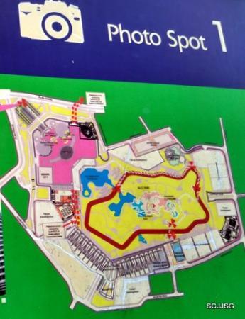Parks Map Picture of KLCC Park Kuala Lumpur TripAdvisor