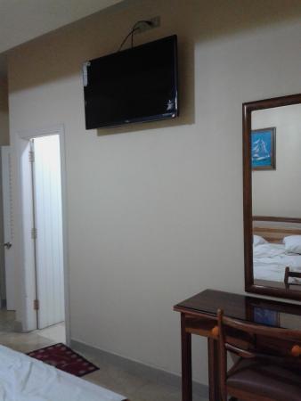 Hotel 9 de Octubre: Habitación.