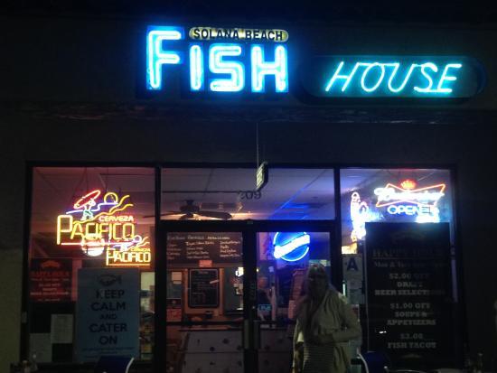 Солана-Бич, Калифорния: Solana Beach Fish House