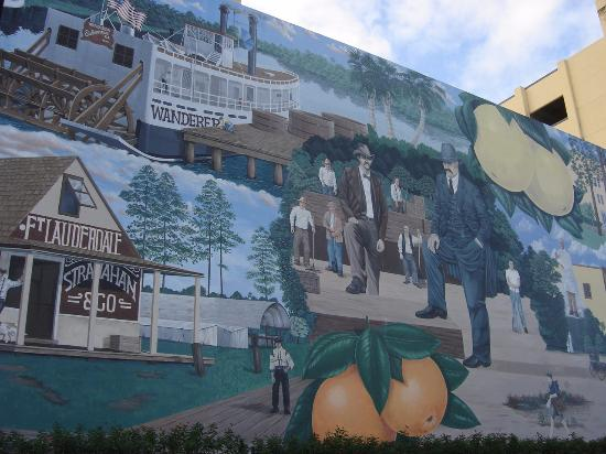 Fort Lauderdale Outdoor Murals
