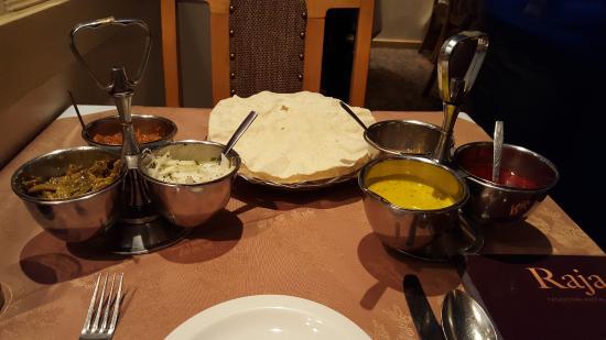 Raja Tandoor Restaurant