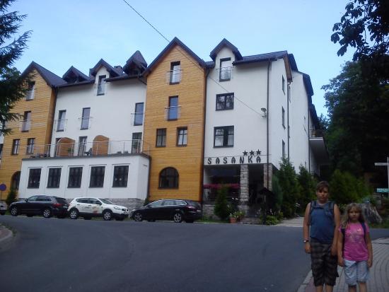 Hotel Sasanka Aufnahme