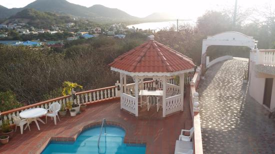 Carriacou Grand View: View from our unit