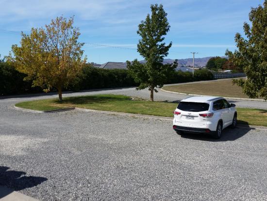 Renwick, Nova Zelândia: Carpark