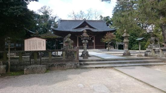 ‪Matsue Shrine‬