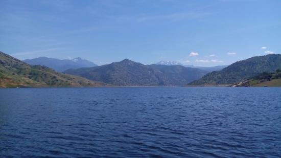 Lemon Cove, CA: Kaweah Lake, CA springtime