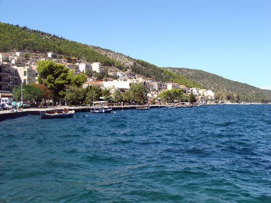 Amfilochia Port
