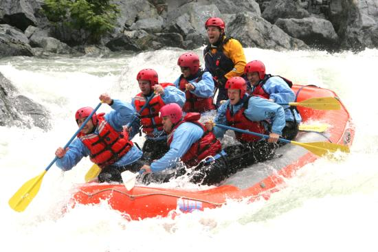 Gold Bar, Вашингтон: Skykomish Whitewater