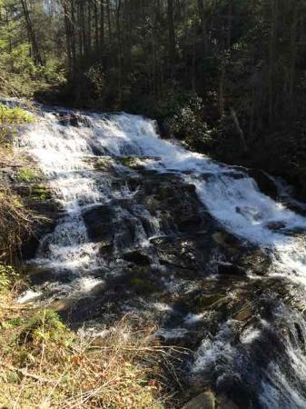 Long Creek, Carolina del Sur: Visible by a short walk down the trail
