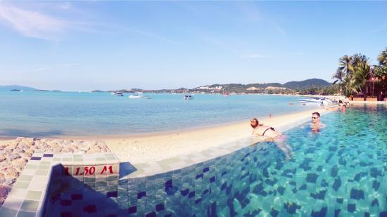 Prana Resort Nandana The Infinity Pool