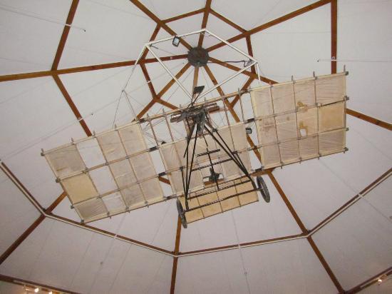 South Canterbury Museum: Charles Pearce's aeroplane