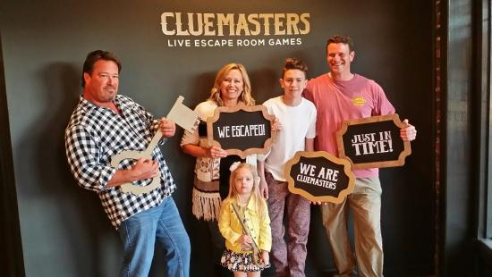 ClueMasters