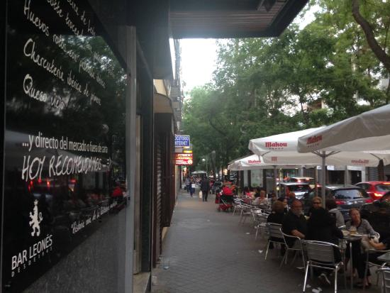 La Terraza Bar Del Barrio De Argüelles Picture Of Bar