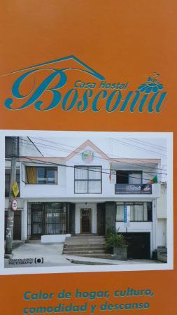 Casa Hostal Bosconia