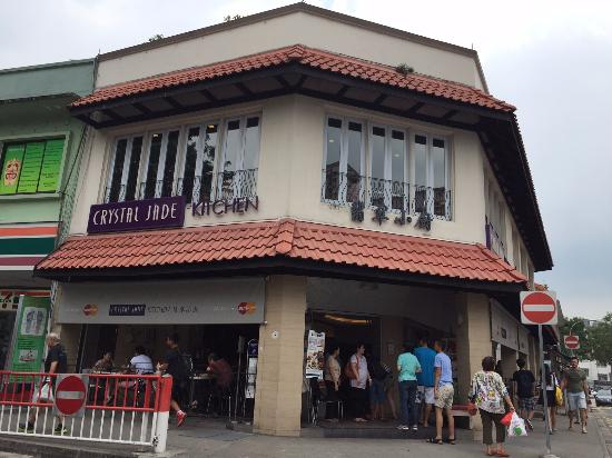 Crystal Jade Hong Kong Kitchen Holland Village Singapore Bukit Timah Restaurant Reviews Photos Reservations Tripadvisor
