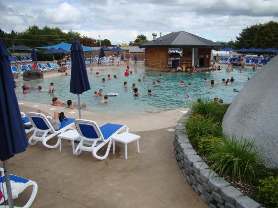 Lake Taupo TOP 10 Holiday Resort: Heated Swimming Pool