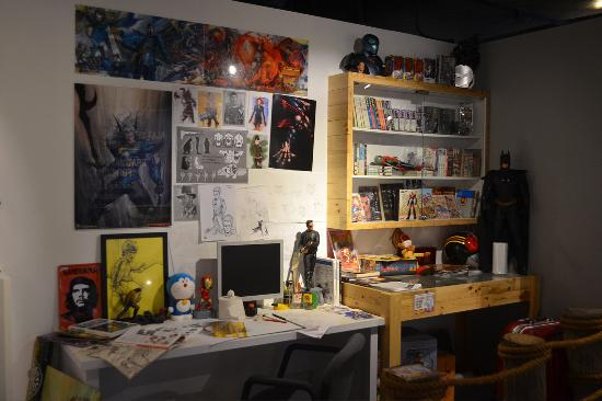 Asia Comic Cultural Museum