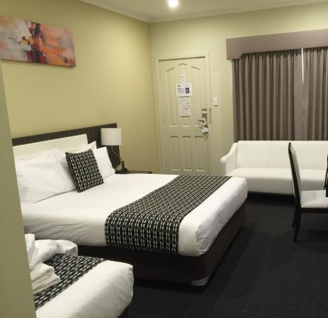 Attwood, Australia: Sleeping area