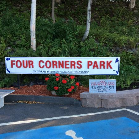 Madawaska, Мэн: Nice quite place. You must go! Get your four courners!