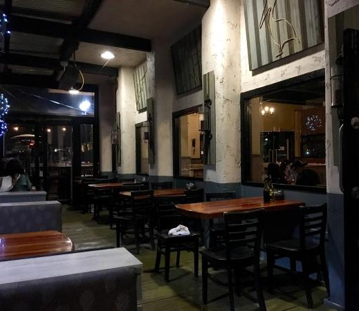 Looking Towards The Kitchen Picture Of Milano 39 S Italian Restaurant Ventura Tripadvisor